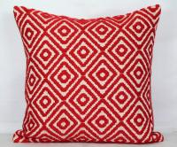 Red Throw Pillow Covers 24x24 Christmas Pillow Cover 20x20 ...
