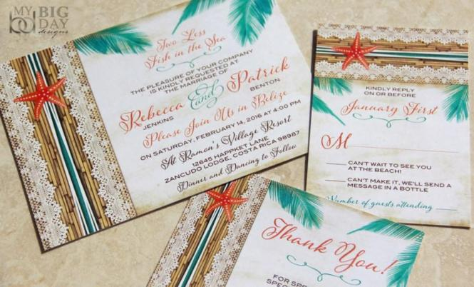 Sea Tropical Destination Wedding