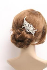 Wedding Hair Comb Pearl,Bridal Hair Accessories,Wedding ...