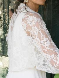 Plus Size Bridal Shawl, XL Wedding Shawl, Brides Shawl And ...