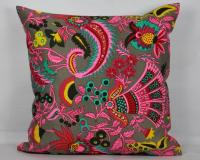 Ethnic Pillows Floral Pillow Cover 20x20 Pillow Cover ...