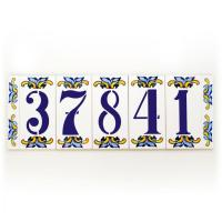 Modern House Number, Address Plaques, House Numbers, House ...