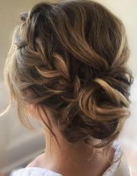 Boho Wedding Hair Updo   www.pixshark.com - Images ...