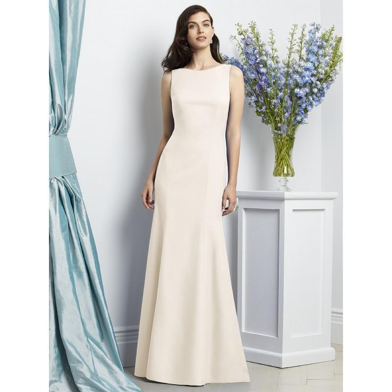 Quick Ship Dessy Collection 2936 Bridesmaid Dress