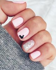 nail - mickey mouse art #2798494