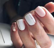 spring nail art 2018 cute
