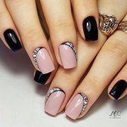 simple cute natural summer nail