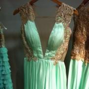 green wedding - seafoam