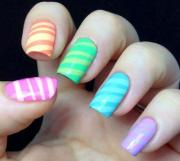 green wedding - cute nails #2042442