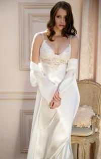 Wedding Underwear - Jonquil Peignoir Set #2043740 - Weddbook