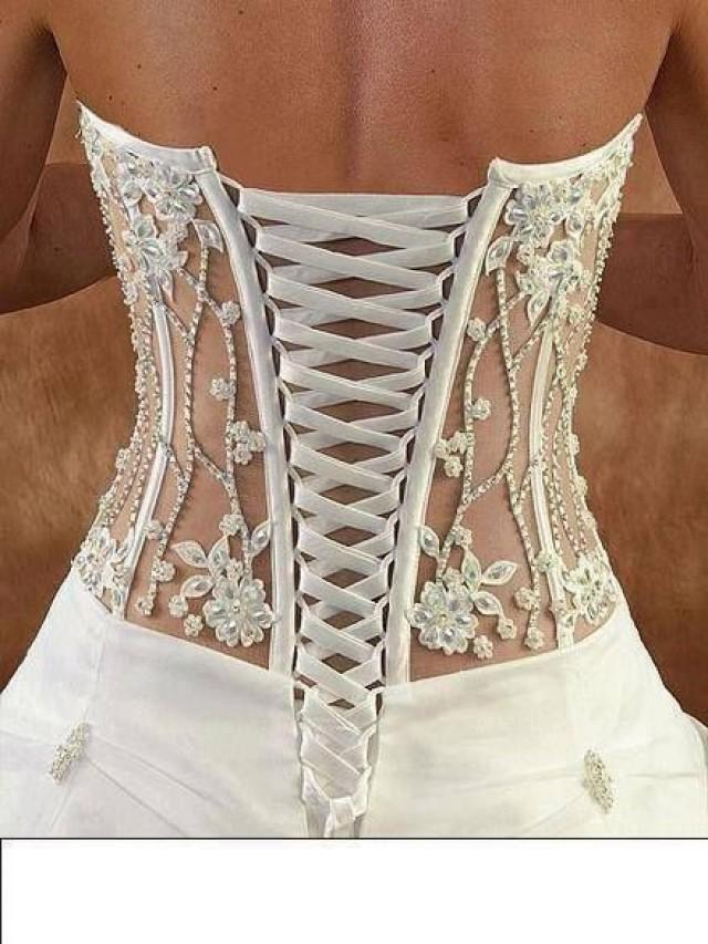 Wedding Nail Designs Corset 2061055 Weddbook