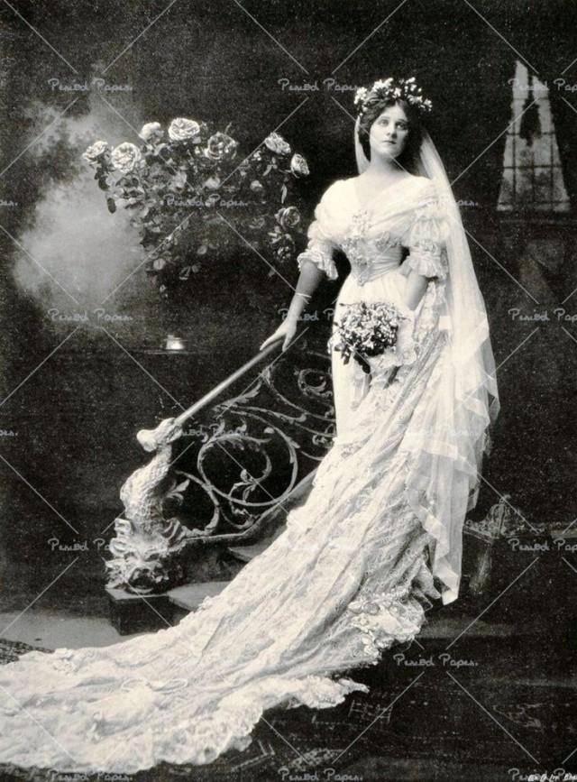 VictorianEdwardian WeddingDays Gone By 2074727
