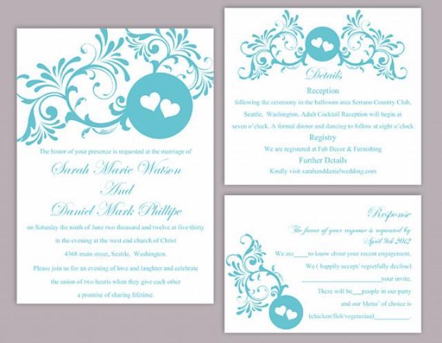 wedding invite templates free download