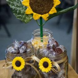 counrty sunflowers bridalwedding shower party ideas 2390040 weddbook