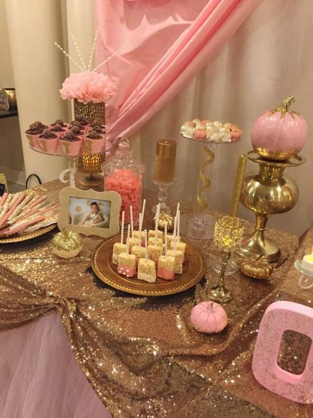 Wedding Theme  Pink  Gold Birthday Party Ideas 2409282  Weddbook