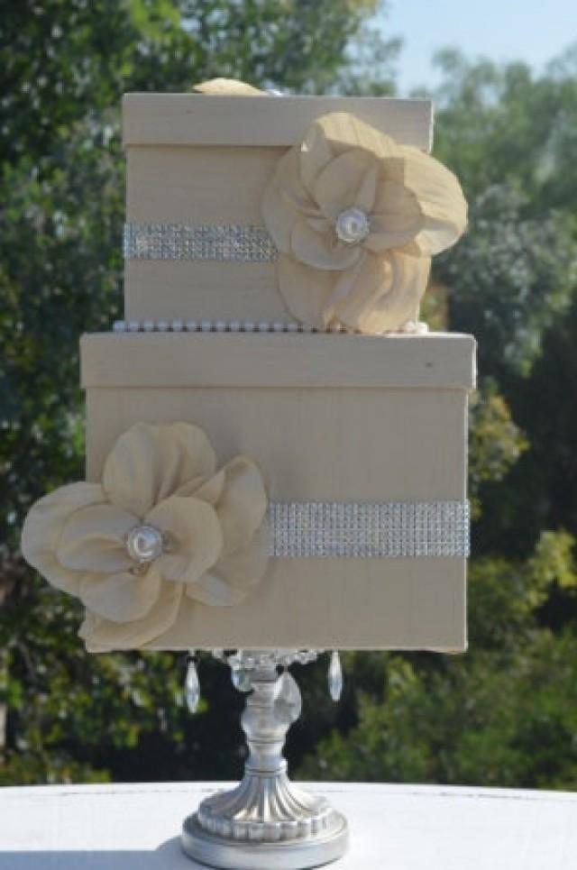 Makeup Flower Box