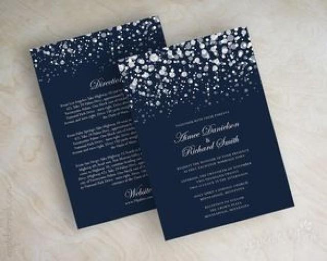 Simple Affordable Wedding Invitations