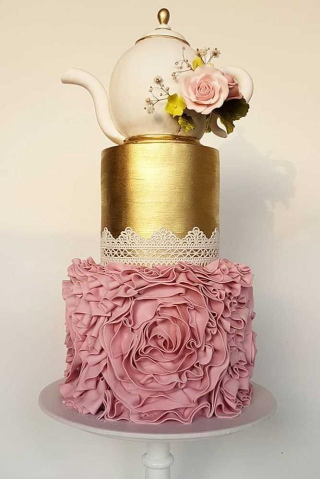 33 Most Amazing Wedding Cakes Pictures Amp Designs 2525445 Weddbook