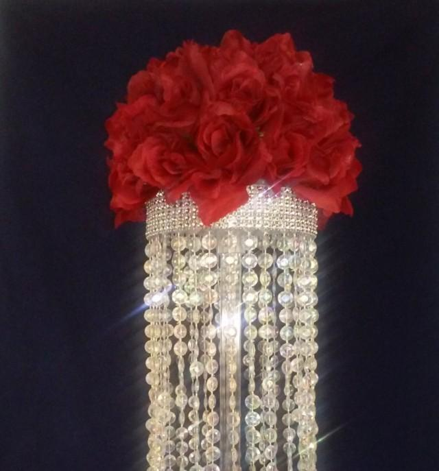 Crystal Chandelier Table Centerpiece Limited Time Only