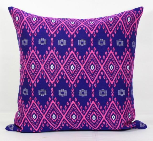 Purple Pillow Cover 26x26 Pillow Covers 24 X 24 Inch Pillow Covers 22 X 22 Throw Pillows Pink