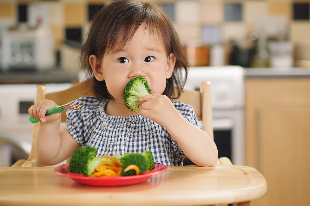 Getting Kids To Eat Healthier