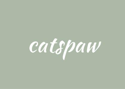 words - catspaw