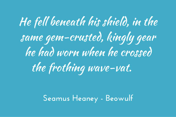 Heaney, Beowulf