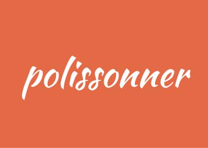 French word polissonner