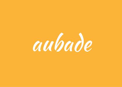 word - aubade