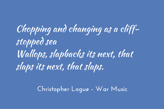 Christopher Logue - Homer - War Music