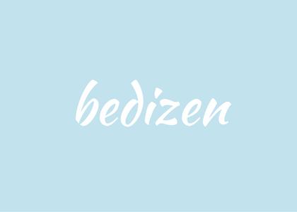 bedizen