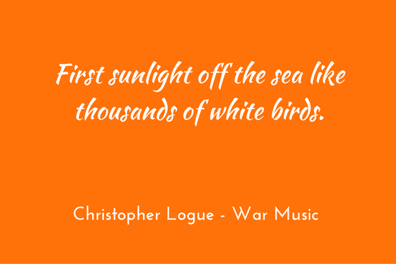 Christopher Logue - War Music