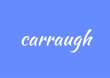 carraugh