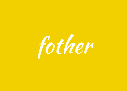 Words - fother