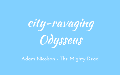 City-ravaging Odysseus