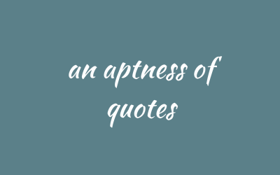 Collective nouns – quotations