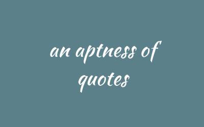 Collective nouns – quotations