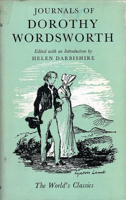 Book cover - Dorothy Wordsworth Journals - edited Helen Darbishire