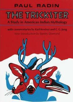 Book cover - Paul Radin - The Trickster
