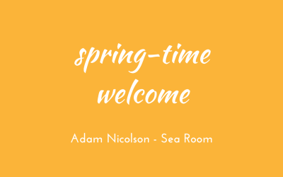 Spring-time welcome