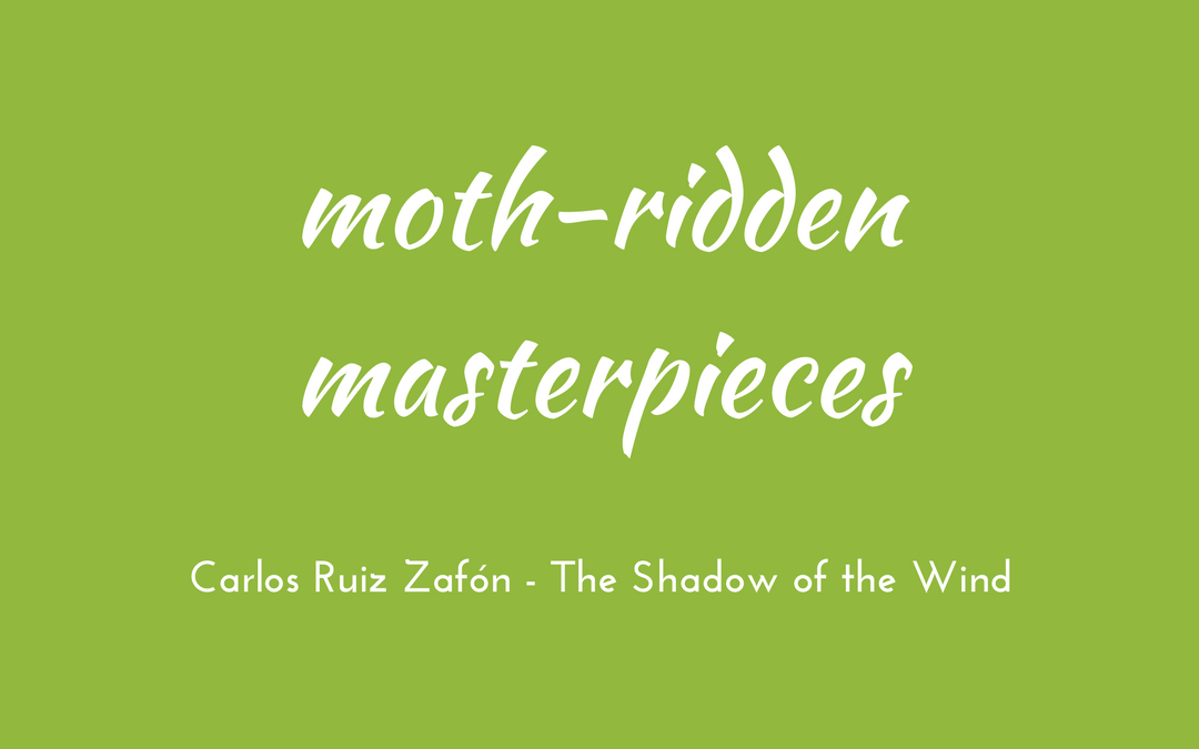 Ruiz Zafon - Shadow of the Wind