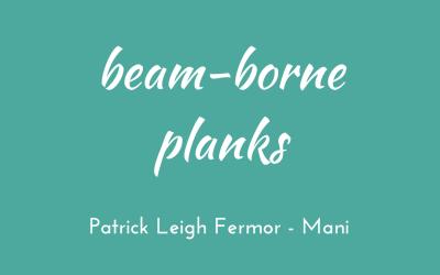 Beam-borne planks
