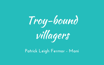 Troy-bound villagers