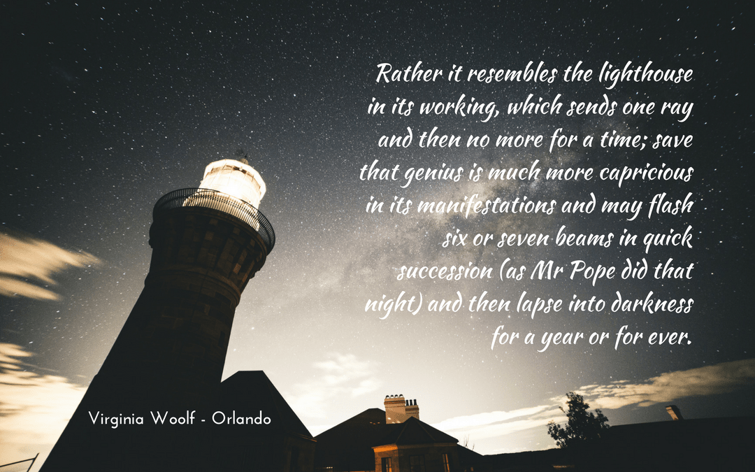 Virginia Woolf, Orlando - Photo credit: Oliver Ivanov at unsplash.com