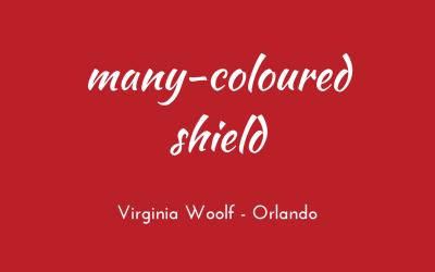 Many-coloured shield