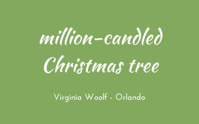 Million-candled tree