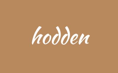 Hodden brown