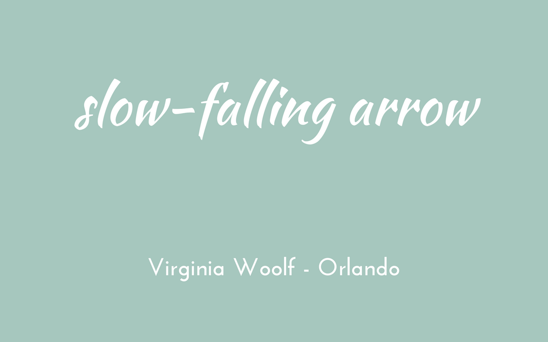 Virginia Woolf - Orlando - triologism