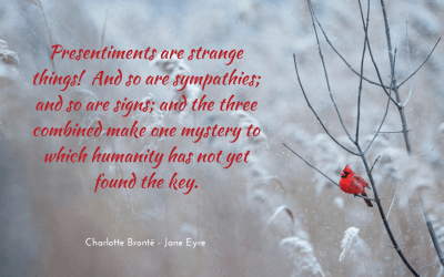 Of signs, sympathies and presentiments