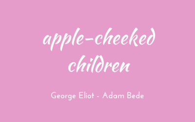 Apple-cheeked children